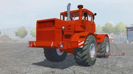 Кировец К-701 маковый окрас для Farming Simulator 2013