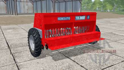 Semeato TD 300 для Farming Simulator 2017