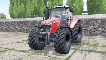 Massey Ferguson 6715 S для Farming Simulator 2017