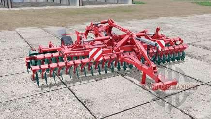 Vogel&Noot Terra Disc 600 red salsa для Farming Simulator 2017
