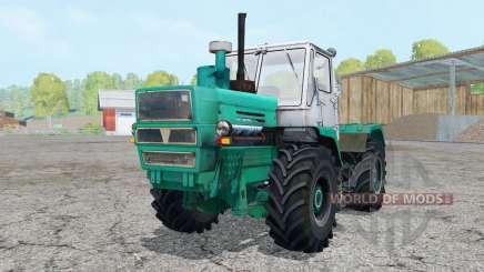 Т-150К карибско-зеленый окрас для Farming Simulator 2015