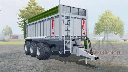 Fliegl Bull TMK 371 для Farming Simulator 2013