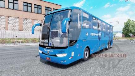 Marcopolo Paradiso 1200 (G6) для Euro Truck Simulator 2