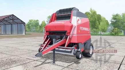 Feraboli Extreme 265 fiery rose для Farming Simulator 2017
