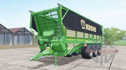Krone TX 560 D lime green для Farming Simulator 2017