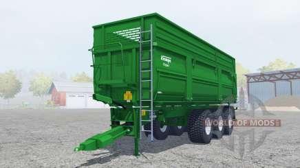 Krampe Big Body 900 north texas green для Farming Simulator 2013
