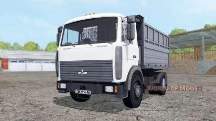 МАЗ-5551А2 для Farming Simulator 2015