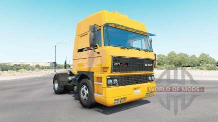DAF 2800 Space Cab для American Truck Simulator