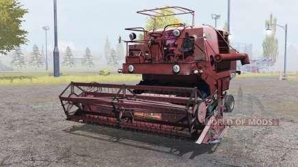 Bizon Z040 для Farming Simulator 2013