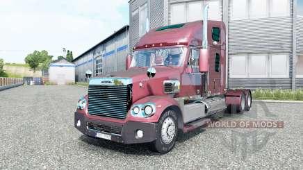 Freightliner Coronado Raised Roof _ для Euro Truck Simulator 2