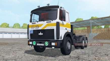 МАЗ-642290-2122 для Farming Simulator 2015