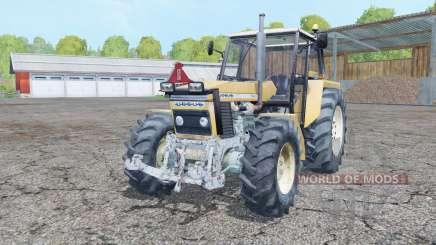 Ursus 1224 very soft orange для Farming Simulator 2015