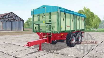 Welger TDK 300 light lime green для Farming Simulator 2017