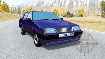 Лада Самара (21099) для BeamNG Drive