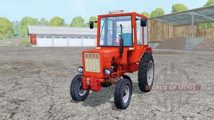 Т-25А оранжевый окрас для Farming Simulator 2015