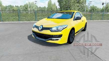 Renault Megane R.S. для Euro Truck Simulator 2