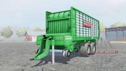 Bergmann Shuttle 900 K caribbean green для Farming Simulator 2013