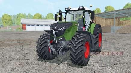 Fendt 1050 Vario mughal green для Farming Simulator 2015