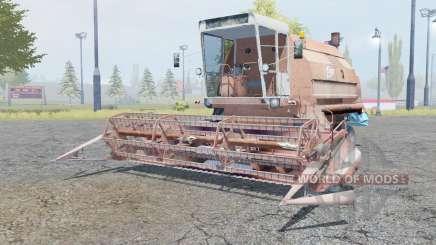 Bizon Gigant Z083 для Farming Simulator 2013