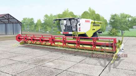Claas Lexion 780 TerraTrac june bud для Farming Simulator 2017