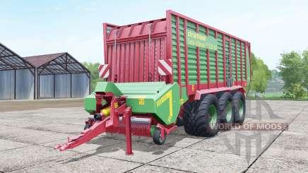 Strautmann Tera-Vitesse CFS 5201 DO desire для Farming Simulator 2017