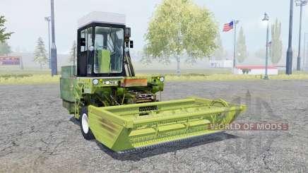 Fortschritt E-281 _ для Farming Simulator 2013