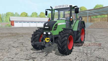 Fendt 312 Vario TMS FL для Farming Simulator 2015
