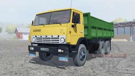 КамАЗ-55102 1980 для Farming Simulator 2013