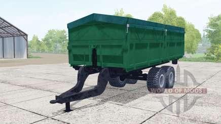 2ПТС-9 тёмно-зелёный для Farming Simulator 2017