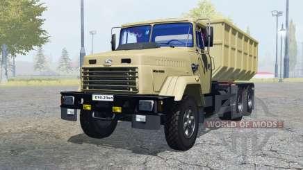 КрАЗ 65055 1997 для Farming Simulator 2013