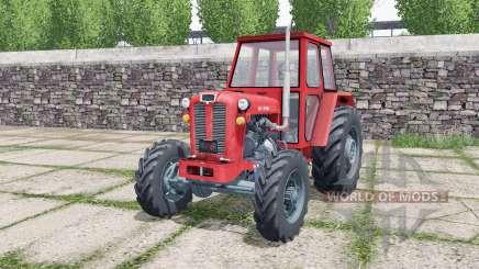 IMT 558 fiery rose для Farming Simulator 2017