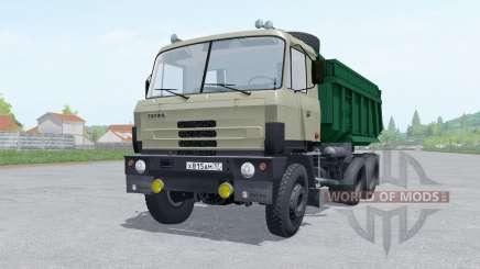 Tatra T815 S3 v2.2.2 для Farming Simulator 2017