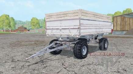 Fortschritt HW 80 change bodywork для Farming Simulator 2015