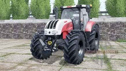 Steyr 6225 CVT для Farming Simulator 2017