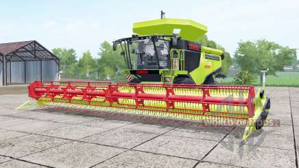 Claas Lexion 780 inch worm для Farming Simulator 2017
