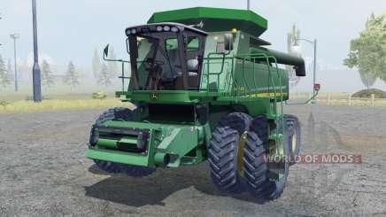 John Deere 9870 STS для Farming Simulator 2013