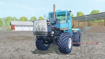Т-150К-09 мягко-голубой для Farming Simulator 2015