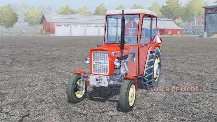Ursus C-330 vivid red для Farming Simulator 2013