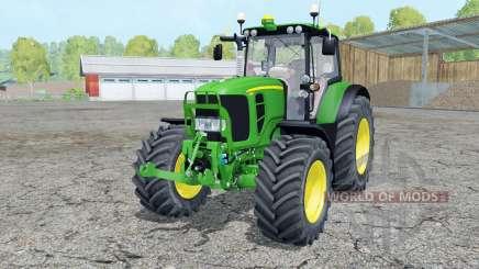 John Deere 7430 Premium animated element для Farming Simulator 2015
