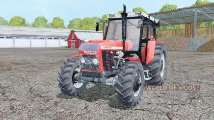 Ursus 1224 FL console для Farming Simulator 2015
