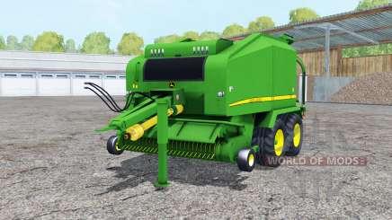 John Deere 678 wrapper для Farming Simulator 2015