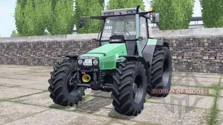 Deutz-Fahr AgroStar 6.08 IC control для Farming Simulator 2017