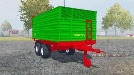 Stetzl TK 13 для Farming Simulator 2013