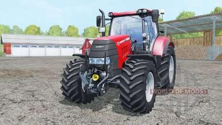 Case IH Puma 165 CVX front loader для Farming Simulator 2015