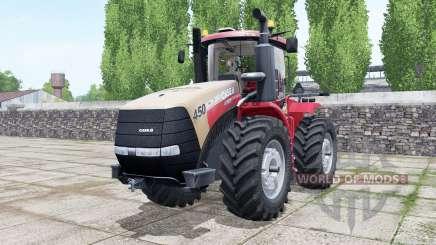 Case IH Steiger 450 USA для Farming Simulator 2017
