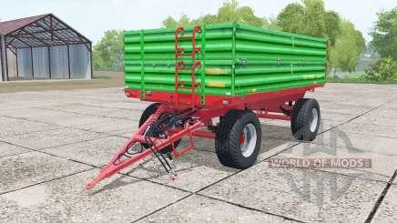 Pronar T653-2 lime green для Farming Simulator 2017