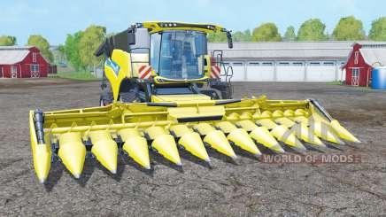 New Holland CR10.90 capacity doubled для Farming Simulator 2015