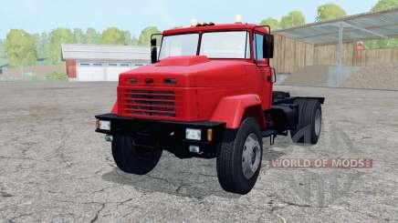 КрАЗ-5444 для Farming Simulator 2015