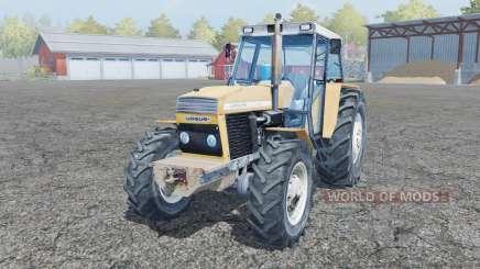 Ursus 1614 very soft orange для Farming Simulator 2013