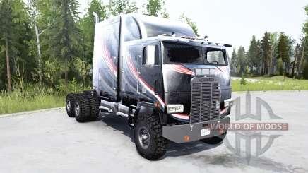 Freightliner FLA для MudRunner